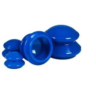 Silikonkoppar för koppning 4-pack