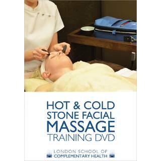 Hot & cold stone ansikts tränings dvd