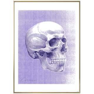 Anatomisk konst plansch POP2