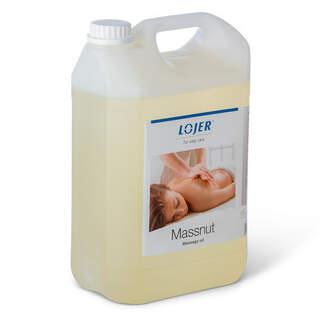 Massageolja - Massnut 5 liter