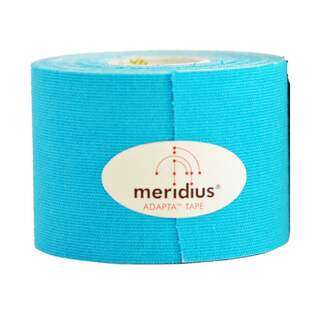 KINESIOTEJP MERIDIUS, 5 meter, blå