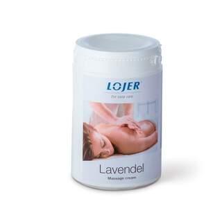 Lojer Massagekräm Lavendel, 1 liter