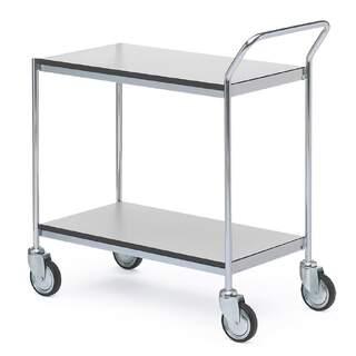 ESD bordsvagn körhandtag