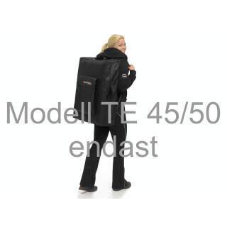 Väska till TE50 med ryggsäcksremmar