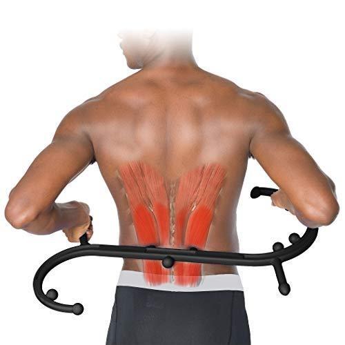 Krok ryggmassage triggerpunkter